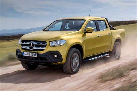 New Mercedes-benz X-class Pick-up