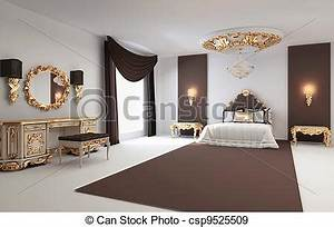 Dor Rsidence Royal Chambre Coucher Intrieur