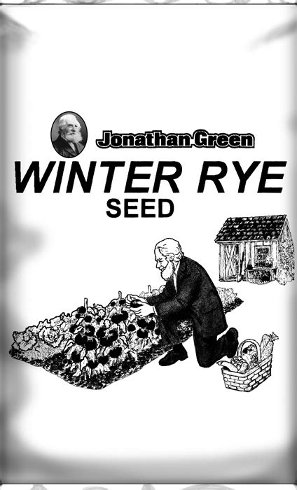 Winter Rye | Jonathan Green
