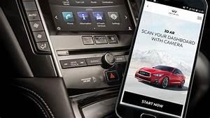 Infiniti U2019s Ar App Turns Your Phone Into Your Own Car