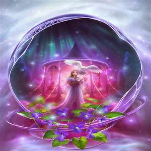 neon fantasy Fantasy & Abstract Background Wallpapers on