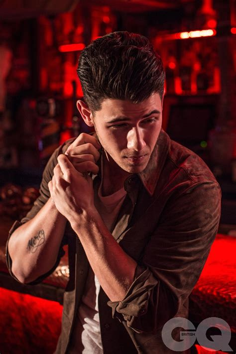 nick jonas poses for gq uk beautifulballad