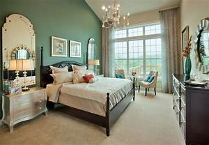 Home design bedroom interior marvelous green mixed white for Interior design bedroom wall colors