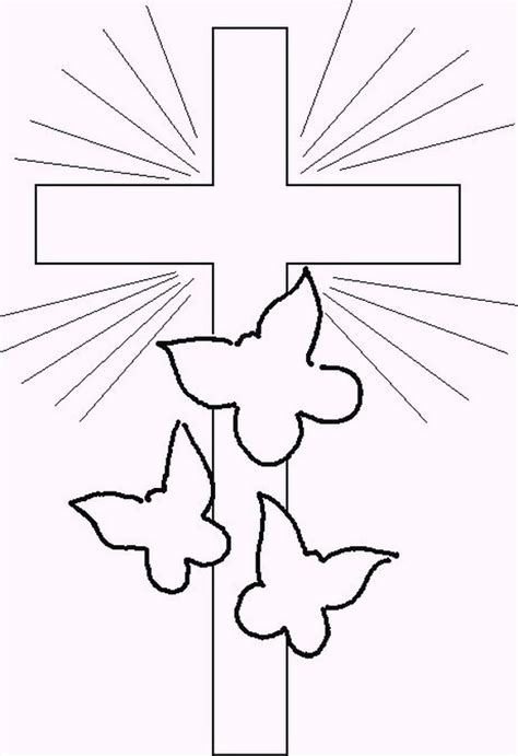 good friday coloring pages  pintables  kids family holidaynetguide  family holidays
