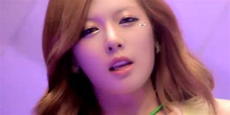 """YouTube right now! HyunA takes on """"Gangnam Style"""""""
