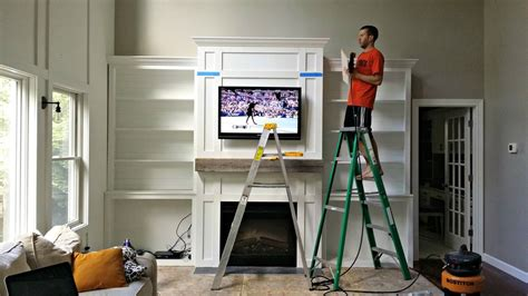 """Living Room Built Ins """"Tutorial""""   Cost ? Decor and the Dog"""