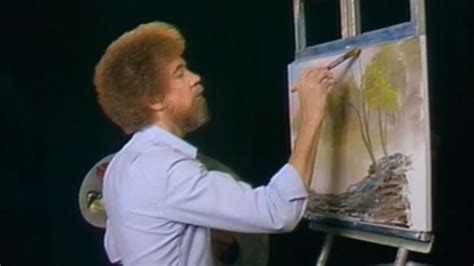 Here's Why Twitch Is Streaming Bob Ross' The Joy Of Painting