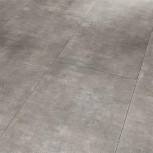 Bodenbelag Pvc Fliesen : vinylboden pvc klick fliese bodenbelag steinoptik schiefer beton grau fuge ebay ~ Sanjose-hotels-ca.com Haus und Dekorationen