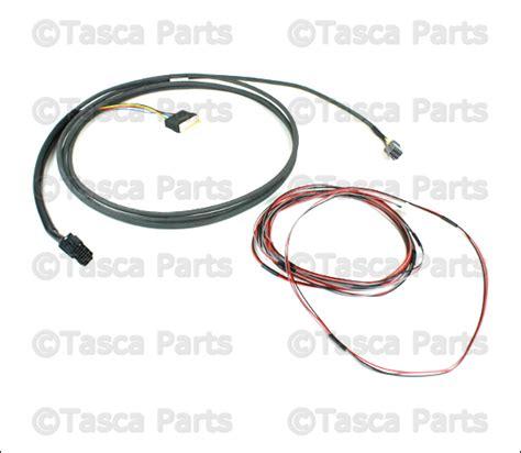 new oem uconnect bluetooth wiring kit 2008 2014 dodge chrysler jeep 82211868 ebay