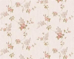 Vintage Tapete Blumen : tapete blumen beige as creation concerto 95928 3 ~ Sanjose-hotels-ca.com Haus und Dekorationen