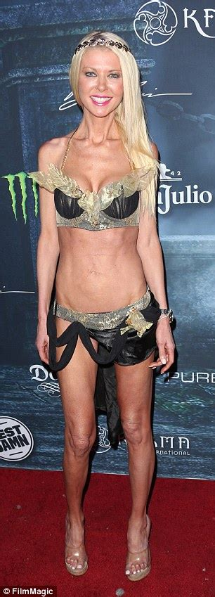 Tara Reid slams bodyshamers and denies she is anorexic ...