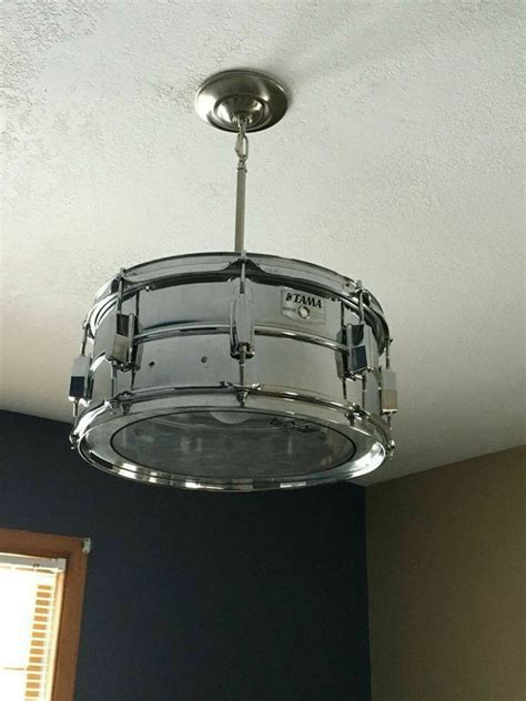 diy drum set chandelier home design garden