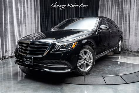 Though we have thousands of other vehicles available right now. Used 2019 Mercedes-Benz S-Class S 450 4MATIC For Sale ($72,800) | Chicago Motor Cars Stock #17471