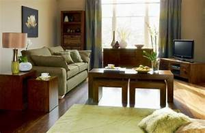 smart and efficient living room design for a small house With small home living room ideas