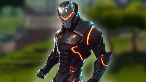 Fortnite Omega Fully Upgraded Skin