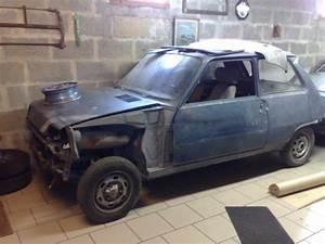 Forum Auto Renault : ma renault 5 automatique de 1983 restaurations anciennes forum collections ~ Medecine-chirurgie-esthetiques.com Avis de Voitures