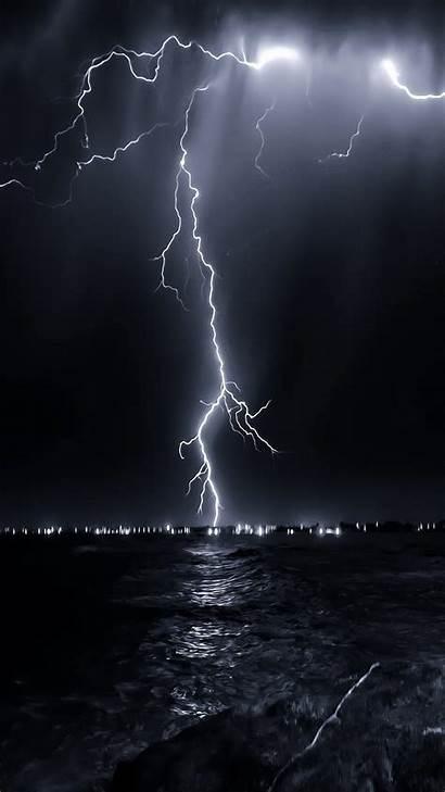 Lightning Iphone Wallpapers Backgrounds Desktop