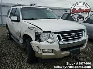 Used Parts 2010 Ford Explorer 4 0l 4x2 Eddie Bauer Edition