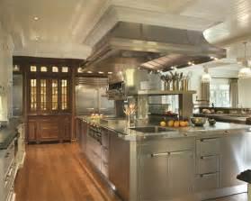 Stainless Steel Restaurant Kitchen Cabinets by Commercial Cuisine Kitchen Design Ideas Homeportfolio
