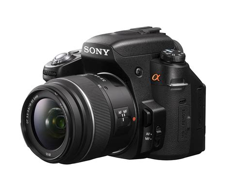 slr sony sony unveils a580 and a560 dslr cameras