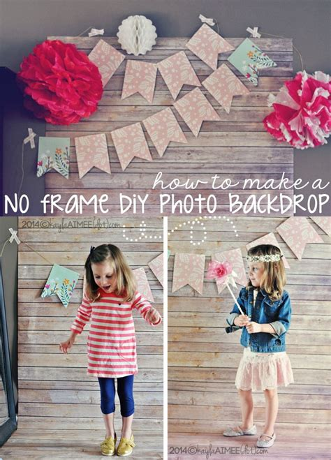 Backdrops How To Make by Best 25 Diy Photo Backdrop Ideas On Diy Photo