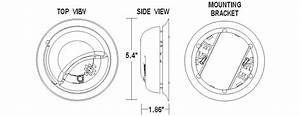 Brk Electronics First Alert Co5120b 120v Ac  Dc Hardwired
