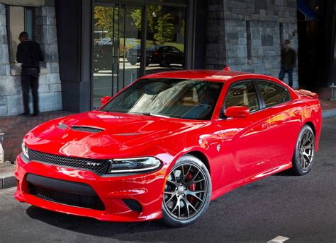 2016 Hellcat Charger Horsepower by Hellcat Is The Ultimate Charger Car With Its 707