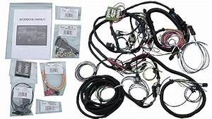 Centech Wiring Harness W  Oe Style Ignition Switch