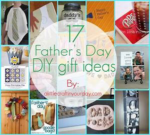 17 Fathers Day DIY Gifts - A Little Craft In Your Day