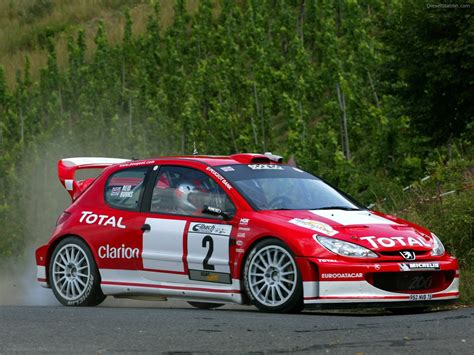 peugeot 206 rally peugeot rally exotic car pictures 018 of 44 diesel station