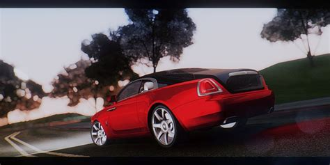 Rolls Royce Wraith Modification by Gta San Andreas Rolls Royce Wraith V2 Mod Gtainside