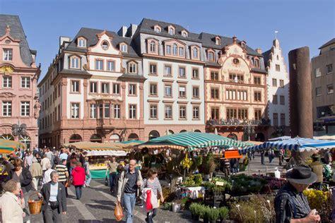 Der Mainzer Wochenmarkt  Georg Dahlhoff Fotografie