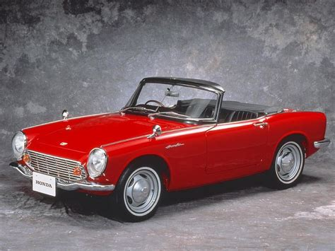 1964 Honda S600 | Honda - Acura | Pinterest