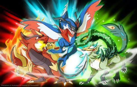 500 Followers! Kazu's Starter Pokémon Event
