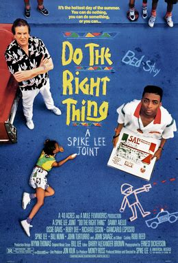 do the right thing wikipedia