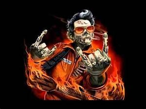 Hard Rock Heavy Metal Mix Metallica Black Sabath Iron
