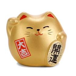 japanese lucky cat what are the meanings the japanese lucky cat