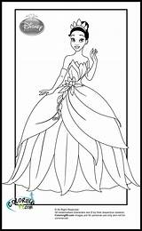 Coloring Disney Princess Pages Tiana Printable Frog Zombie Books Colouring Princesses Sheets Colors Printables Template Rapunzel Movie Teamcolors Ministerofbeans Templates sketch template
