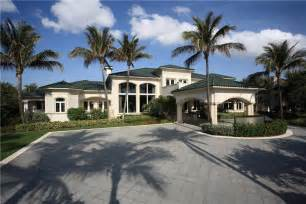 Florida Beach House Mansions