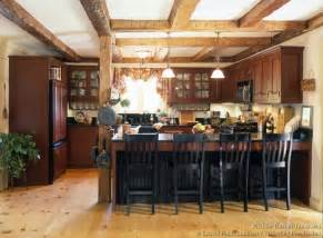 rustic country kitchen ideas rustic kitchen designs pictures and inspiration