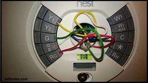 A Smart Thermostat C Wire