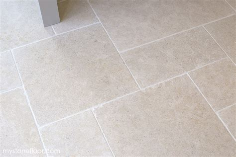 tumbled tile floor dijon tumbled limestone tiles and pavers mystonefloor com