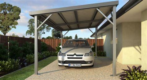Skillion Roof Carport by Carports For Sale Sheds N Homes