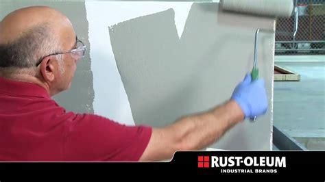 rust oleum industrial high performance dtm epoxy mastic