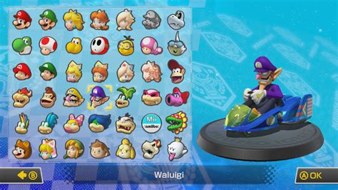april update  mario kart  add  characters
