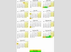 December 2017 Bank Holiday monthly printable calendar