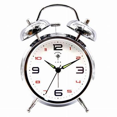 Clock Alarm Retro Mechanism Clocks Bedside Wake