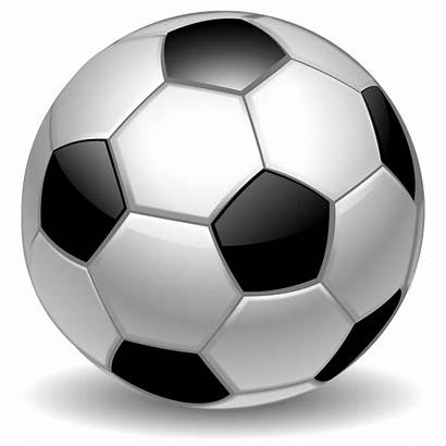 Ball Soccer Clipart Cliparts Combate Cancerul