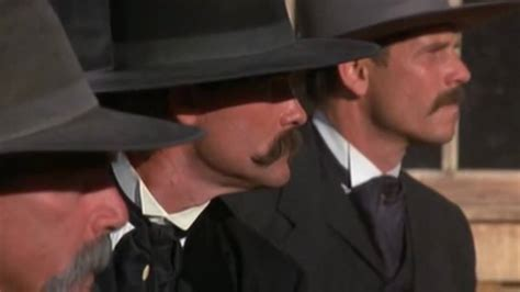 tombstone corral ok movie sam elliott shootout russell kurt doc holliday okay earp val kilmer 1993 arizona ringo wyatt lonesome