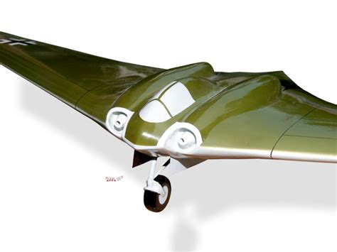 Horten Ho 229 Flying Wing Model Military Airplanes Jet
